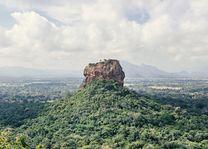 Aanzicht - Lion Rock - Sigiriya - Sri Lanka - foto: Canva