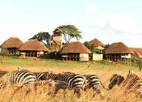 Apoka Lodge - Kidepo Valley - Oeganda - foto: Apoka Lodge