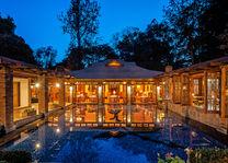 Arusha Coffee Lodge - restaurant - exterior - Tanzania