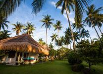 Atmosphere Resorts and spa - buitenkant suite room - Negros - Filipijnen