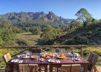 Bale Mountain Lodge - veranda - Ethiopie