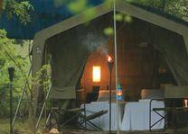 Big Game Camp Yala, tent