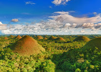 Bohol - Chocolate Hills - Filipijnen - Intas - CTTO