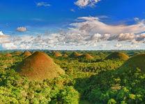 Bohol - Chocolate Hills - Filipijnen - Intas - CTTO - foto: Intas