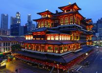 Buddha Tooth Relic Temple - Singapore - foto: pixabay