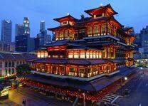Buddha Tooth Relic Temple - Singapore - foto: pixabay