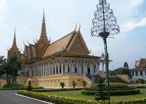 Koninklijk Paleis - Phnom Penh - Cambodja