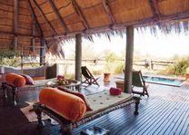 Camp Kalahari - zwembadje - Makgadigadi - Botswana - foto: Camp Kalahari