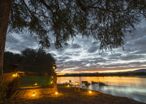 Camp Zambezi - tent mobile camp - Mana Pools - Zimbabwe - foto: Camp Zambezi