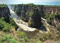 Canopy Tour - Look out café - Wild Horizons - Victoria Falls - Zimbabwe - foto: Elephant Camp