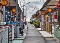 Clan Jetties - George Town - Penang - Maleisië - foto: unsplash