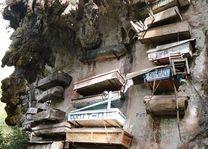 Cordillera - hangende doodskisten - Filipijnen - Intas - CTTO - foto: Intas