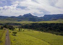 Drakensbergen - landschap - Zuid-Afrika - foto: Travel Rumors