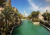Dubai Souk Madinat - Burj Dubai - foto: pixabay