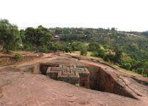 Ethiopië - kerk - Lalibela - foto: pixabay