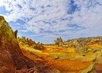 Ethiopië - landschap - Danakil Depressie - foto: pixabay