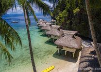 Filipijnen - El Nido Resorts - Miniloc Island - Water Cottages - copyright: El Nido Resorts