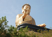 Fo Guang Shan klooster in Taiwan