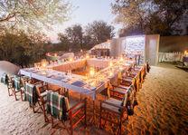 Garonga Safari Camp - dining - Makalali Reserve - Zuid-Afrika
