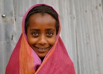 Harar - Ethiopisch meisje - Ethiopië - foto: pixabay