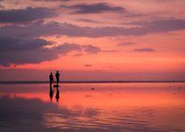 Indonesië - Lombok - Gili Meno zonsondergang - foto: pixabay