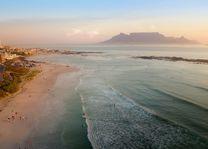 Kaapstad - Tafelberg - Zuid-Afrika