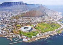 Kaapstad - vanuit de lucht - Zuid-Afrika - foto: pixabay