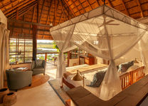 Kafunta River Lodge - guestroom - South Luangwa - Zambia - foto: Kafunta River Lodge