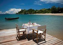 Kaya Maya - lunch - Likoma Island - Lake Malawi - foto: Kaya Mawa