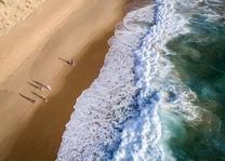 Kustlijn - Inhambane - Mozambique - foto: Sava Dunes