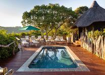 Lalibela Tree Tops Lodge - zwembad - Zuid-Afrika - foto: Lalibela Tree Tops