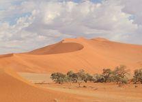 landschap - Sossusvlei - Namibië - foto: pixabay