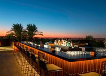 Le Royal Meridien - Zengo bar - Dubai - foto: Le Royal Meridien
