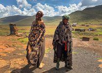Lesotho - Sani Pass - lokale bevolking - Zuid-Afrika - foto: Travel Rumors