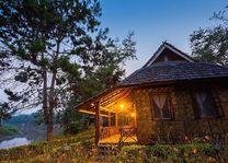 Luang Namtha - Boat Landing Guesthouse - bungalow