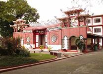 Chinese begraafplaats Manila - Filipijnen - Intas - CTTO - foto: Intas