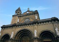 kathedraal Intramuros Manila - Filipijnen - Intas - CTTO - foto: Intas