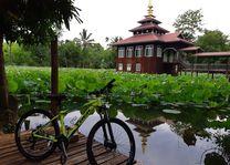 Myanmar - Inle Lake - fietstocht Inle - foto: Daniel de Gruiter