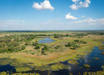 Okavango Delta - Botswana - foto: Qorokwe Camp