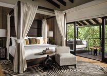 One&Only Nyungwe House - slaapkamer - Rwanda - foto: Nyungwe House