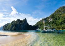 bootje Cadlao Island - Bacuit Archipel - Palawan - Filipijnen - foto: flickr