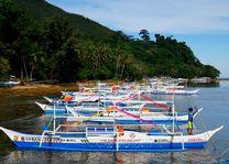 bootjes Honda Bay - Puerto Princesa - Palawan - Filipijnen - Intas - CTTO - foto: Intas