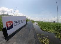 PANGEA Travel boot op het Samkar meer - Myanmar - foto: Daniel de Gruiter