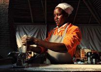 Rhotia Valley - huisgemaakte pasta - Tanzania