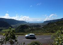 Route des Plaines - Réunion - foto: Vincent Kösters