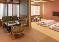 Ryokan Asunaro - kamer ryokan verblijf duurzaam - Takayama - Japan