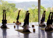Santani Wellness Resort Spa - Yogaruimte - Kandy -Sri Lanka - foto: Santani Wellness Resort Spa