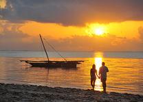 Severin Sea Lodge - sunset - Mombasa - Kenia - foto: Severin Sea Lodge