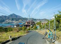 Shimanami Kaido fietsroute - Shikoku - Japan