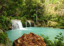 Siquijor - Cambugahay watervallen - Filipijnen - Intas - CTTO - foto: Intas